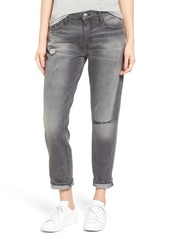 Current/Elliott The Fling Boyfriend Jeans (Blvd Knee Slit)