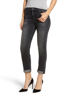 Current/Elliott The Fling High Waist Boyfriend Jeans (Torpedo)