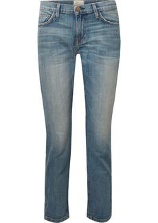 Current/Elliott The Fling mid-rise slim boyfriend jeans