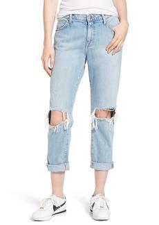 Current/Elliott The Fling Ripped Boyfriend Jeans (Nova)