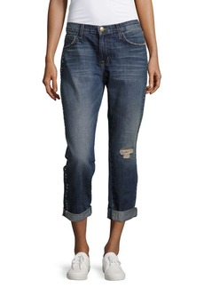 Current/Elliott The Fling Whiskey Boyfriend Jeans