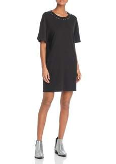 Current/Elliott The Glitter Rock T-Shirt Dress