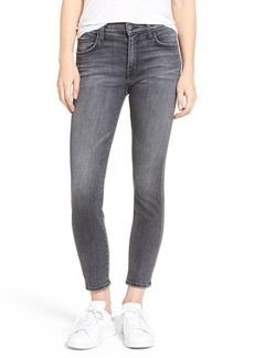 Current/Elliott The High Waist Stiletto Ankle Skinny Jeans (Everett)