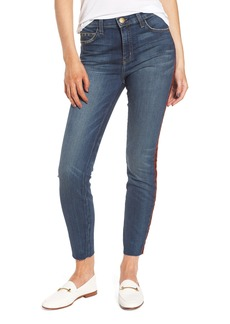 Current/Elliott The High Waist Stiletto Ankle Skinny Jeans (Townie)
