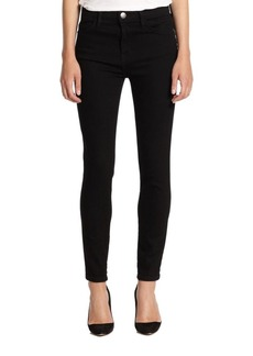 The High-Waist Stiletto Skinny Jeans