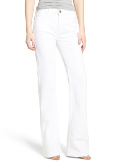 Current/Elliott The Jarvis Flare Jeans (Sugar)