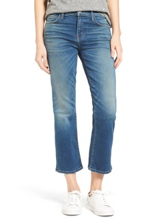 Current/Elliott The Kick Ankle Flare Jeans