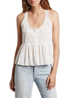 Current/Elliott The Lace Top