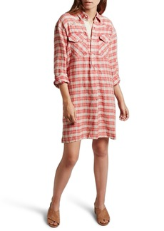 Current/Elliott The Levee Western Shirtdress