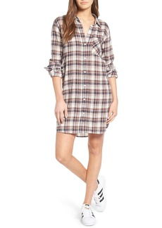 Current/Elliott The Modern Prep Shirtdress