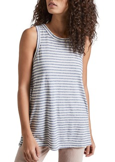 Current/Elliott The Muscle Stripe Tee