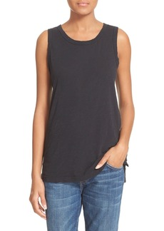 Current/Elliott 'The Muscle Tee' Cotton Tank