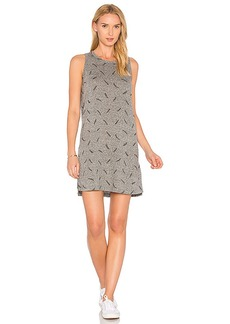 Current/Elliott The Muscle Tee Dress in Gray. - size 1 / S (also in 0 / XS,2 / M)