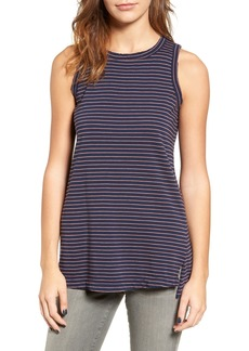 Current/Elliott The Muscle Tee Stripe Tank