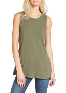 Current/Elliott 'The Muscle Tee' Tank