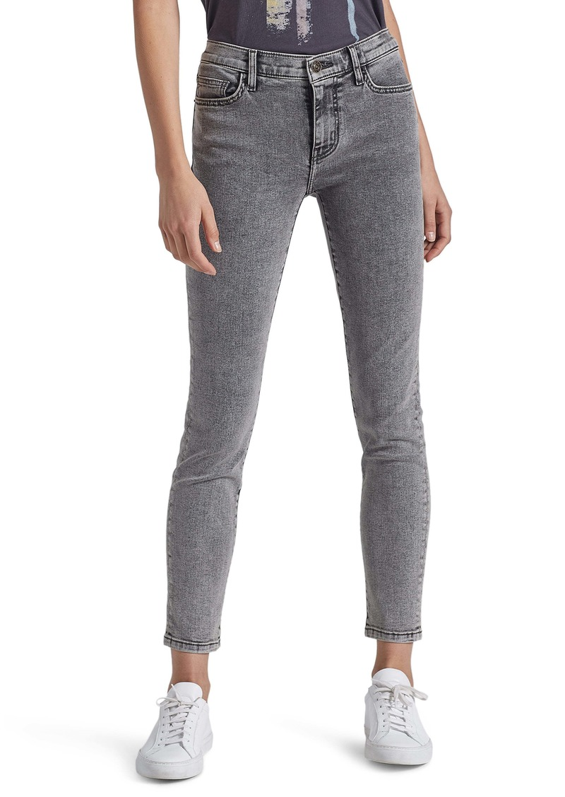 Current/Elliott The Original Stiletto Skinny Jeans (Smoke Wash)