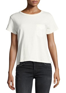 Current/Elliott The Perfect Pocket T-Shirt