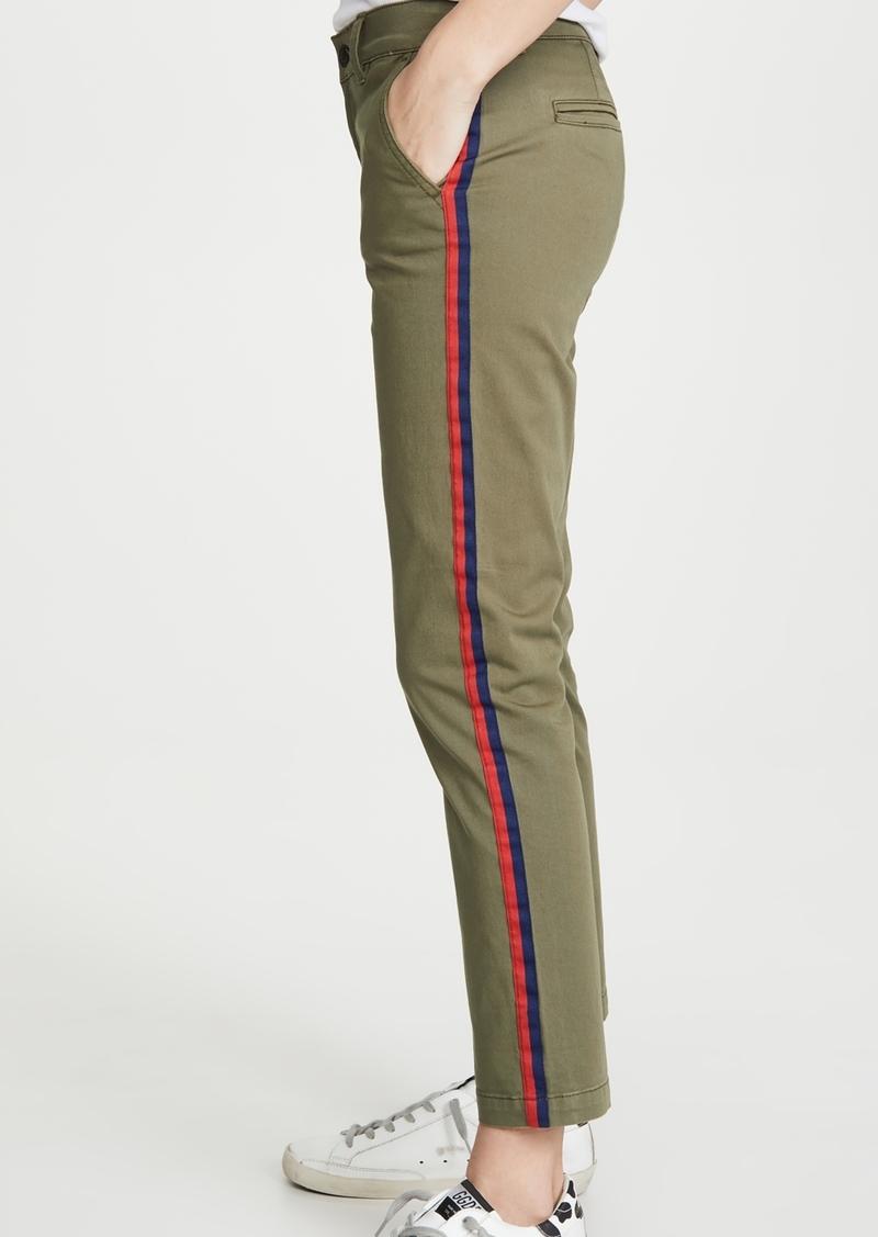 Current/Elliott The Side Stripe Confidant Pants
