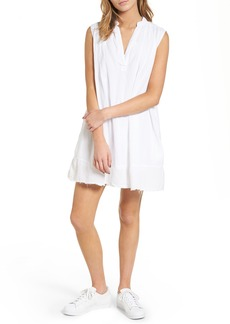 Current/Elliott The Sleeveless Tuck Dress