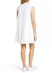 Current/Elliott The Sleeveless Tuck Dress
