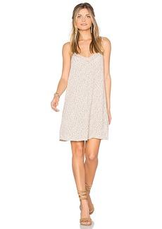 Current/Elliott The Slim Slip Dress in Tan. - size 0 / XS (also in 1 / S,2 / M)