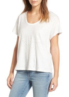 Current/Elliott The Slouchy Scoop Tee