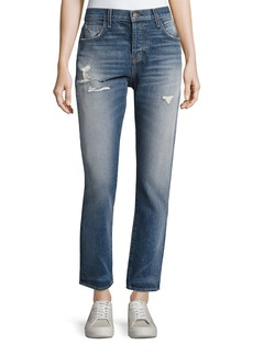 Current/Elliott The Slouchy Skinny Denim Jeans