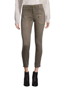 Current/Elliott The Station Agent Utility Skinny Jeans