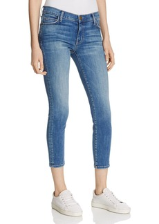 Current/Elliott The Stiletto Crop Jeans in Pacific