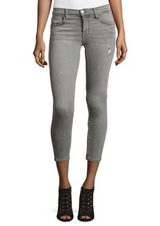 Current/Elliott The Stiletto Cropped Skinny Jeans