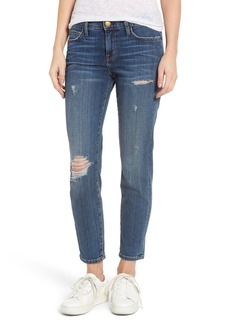 Current/Elliott The Stiletto Destroyed Skinny Jeans (In Love Destroy)