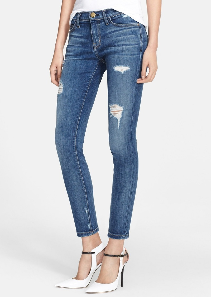 cf833477e6d31 Current/Elliott 'The Stiletto' Destroyed Skinny Jeans (Niagara Destroy)  (Nordstrom. '