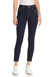 Current/Elliott The Stiletto High-Rise Ankle Skinny Jeans in 0 Clean Stretch Indigo
