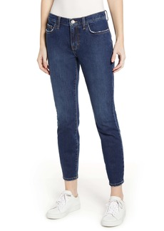 Current/Elliott The Stiletto High Waist Ankle Skinny Jeans (Canal)
