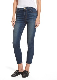 Current/Elliott The Stiletto High Waist Ankle Skinny Jeans (Love Found)
