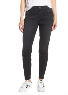Current/Elliott The Stiletto High Waist Ankle Skinny Jeans (Yuma Clean)