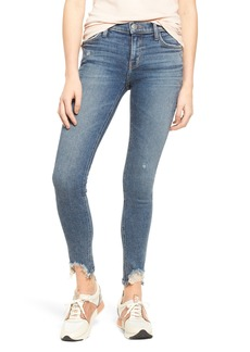 Current/Elliott The Stiletto High Waist Ankle Skinny Jeans (Zayden)