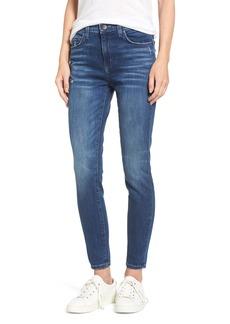 Current/Elliott The Stiletto High Waist Skinny Jeans (Sahara Destroy)