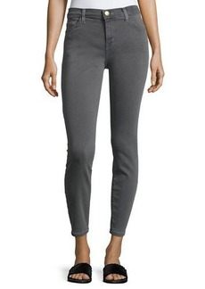 Current/Elliott The Stiletto Low-Rise Cropped Jeans