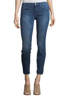 Current/Elliott The Stiletto Mid-Rise Skinny-Leg Jeans
