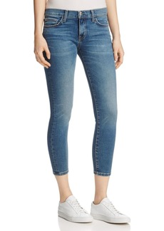 Current/Elliott The Stiletto Skinny Crop Jeans in Powell