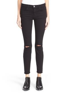 Current/Elliott 'The Stiletto' Skinny Jeans (Hawk)