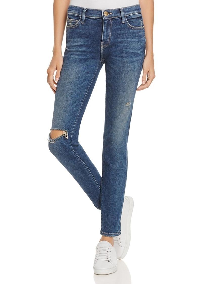 The Stiletto skinny jeans Current Elliott injU79IX