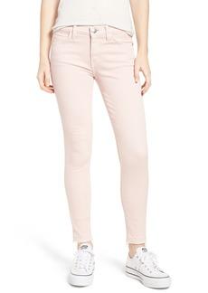 Current/Elliott The Stiletto Skinny Jeans (Primrose Pink)