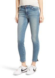 Current/Elliott The Stiletto Vent Hem Skinny Jeans (Joey Medium)