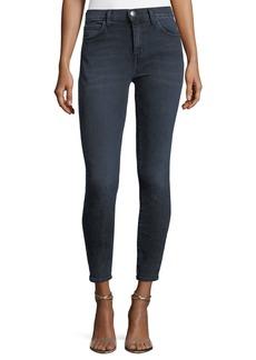 Current/Elliott The Super High-Waist Stiletto Jeans