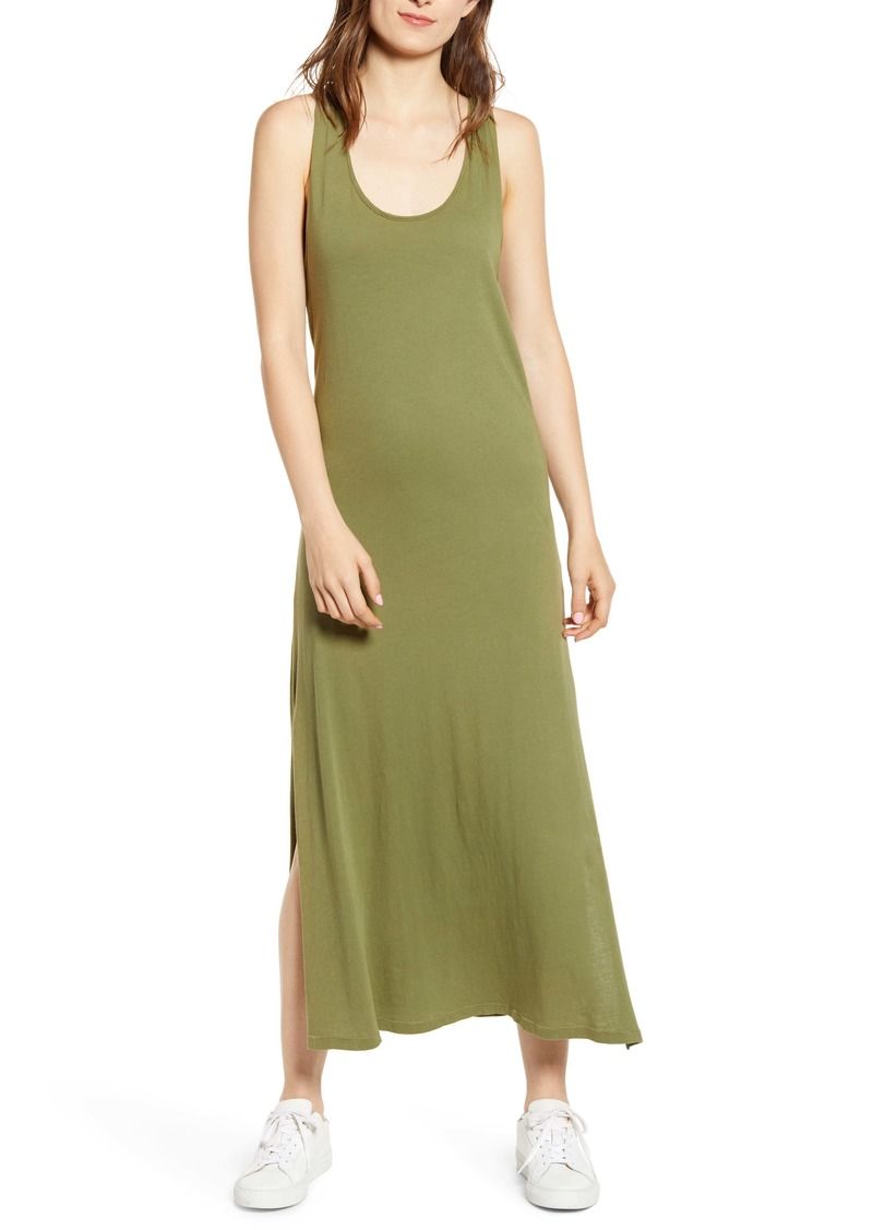 Current/Elliott The Twisted Maxi Dress