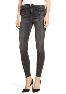 Current/Elliott The Ultra High Waist Ankle Skinny Jeans (Halen)