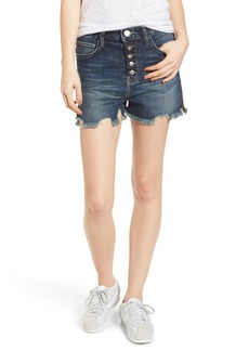 Current/Elliott The Ultra High Waist Cutoff Denim Shorts (Belloc)