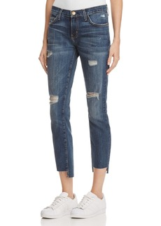 Current/Elliott The Uneven Cut Skinny Jean
